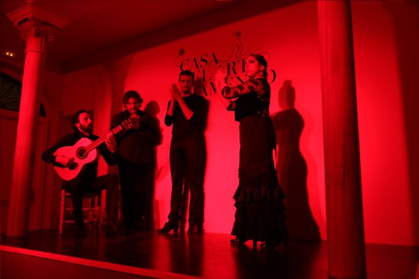 Espectáculo Flamenco