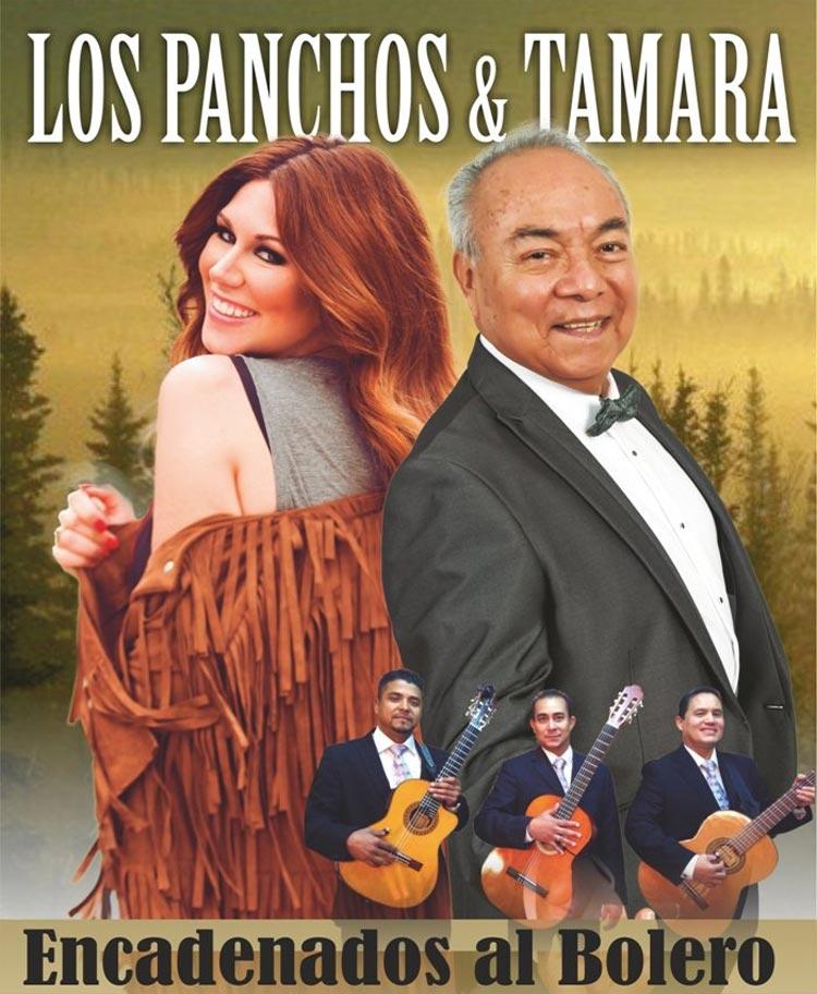 Tamara y los panchos artistas Atrapalo conciertos madrid