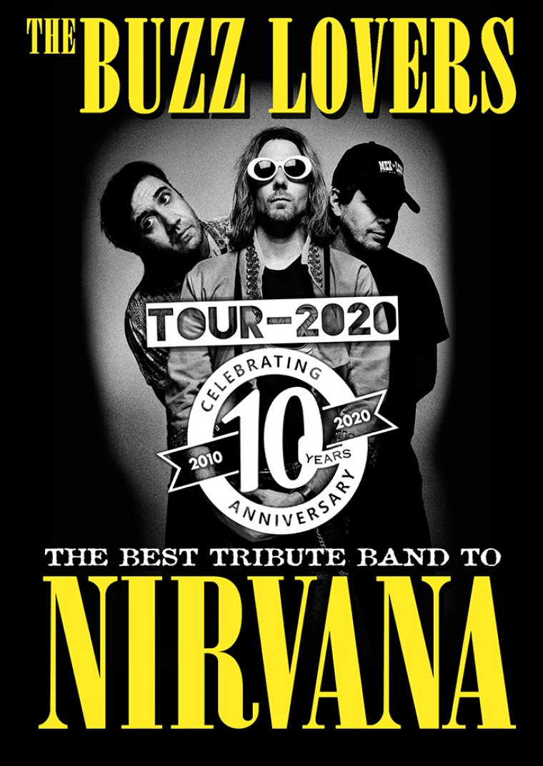 The Buzz Lovers. Tributo a Nirvana