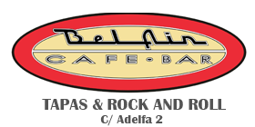 Bel Air - Tapas y Rock and roll - C/ Adelfa 2. Junto parada de metro Genil
