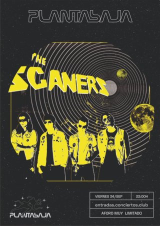 The Scaners - Planta Baja - 1 de abril 2019