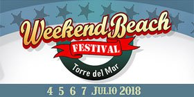 Weekend Beach - Torredelmar (Málaga) - 4-8 Julio 2018