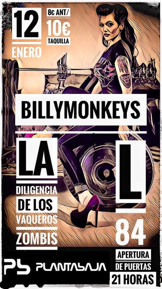 Billymonkeys