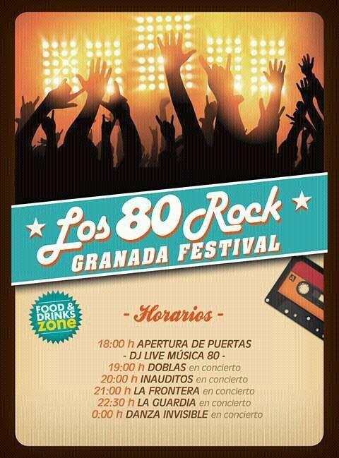 concierto musica de los 80