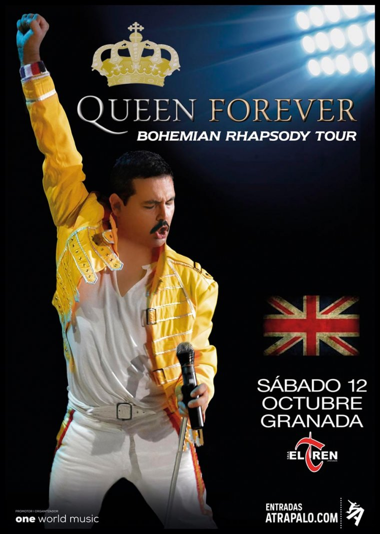 Queen Forever. Tributo a Queen