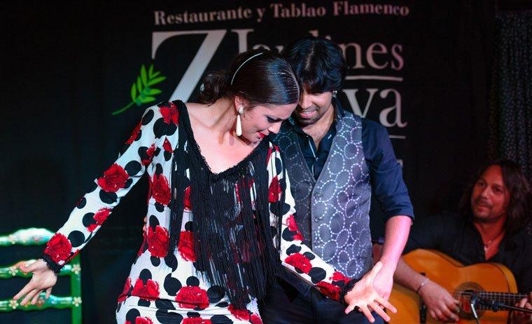 Espect culos flamencos en jardines de zoraya locales granada - Los jardines de zoraya ...
