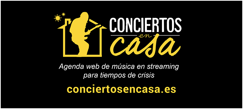 Conciertos en Casa por streaming - #Yomequedoencasa #Quedateencasa ...